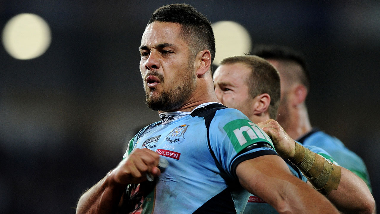 Pipe Dream: Jarryd Hayne wants out of Titans