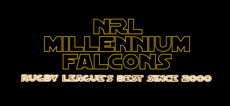 The Millennium Falcons: Eels