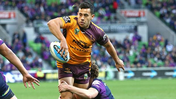 Broncos a Red Hot Favourite for 2015 Crown