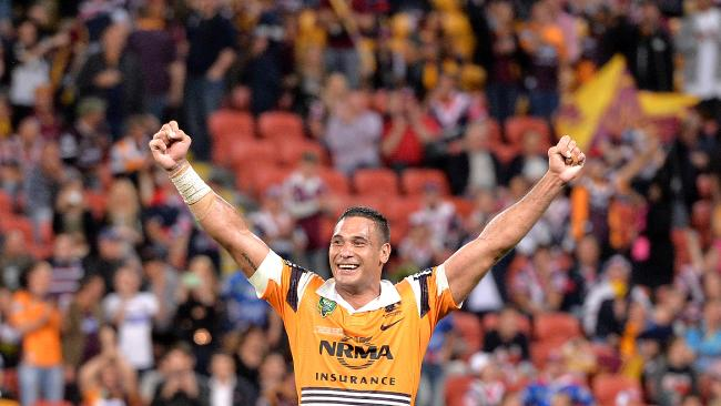 "Justin Hodges Deserves Better from our ""Tough"" Old Game"