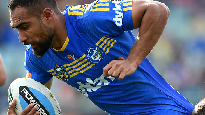 Robinson leaves Parramatta for NSW Waratahs Super Rugby