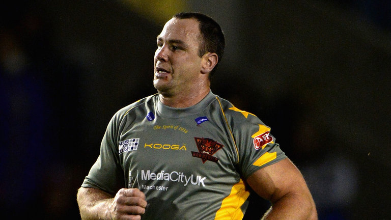 Roosters legend Adrian Morley to play against New Zealand