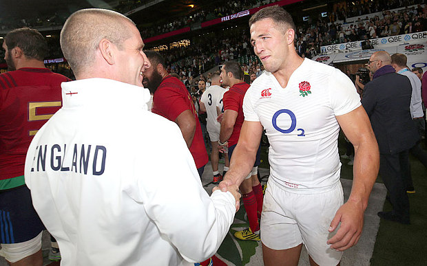 Rugby union experience will help me lead at Four Nations: Burgess