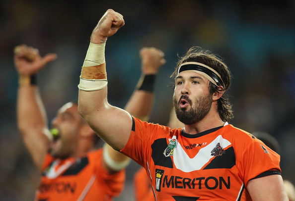We're good: Cleary says Aaron Woods won't be returning to Wests Tigers
