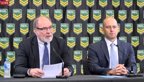 Todd Greenberg announced as NRL CEO