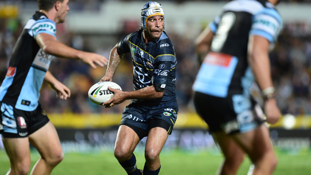 And the Dally M winner is…