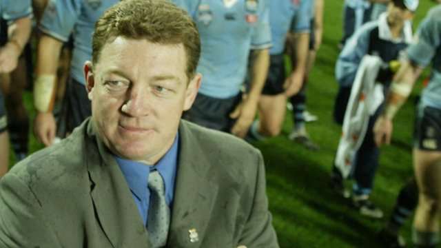 Did the great man Phil Gould drop the C bomb last night in commentary?