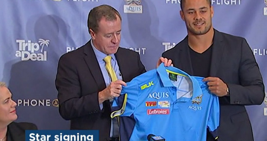 Kimmorley tips Warriors to spoil Jarryd Hayne's Gold Coast welcome party