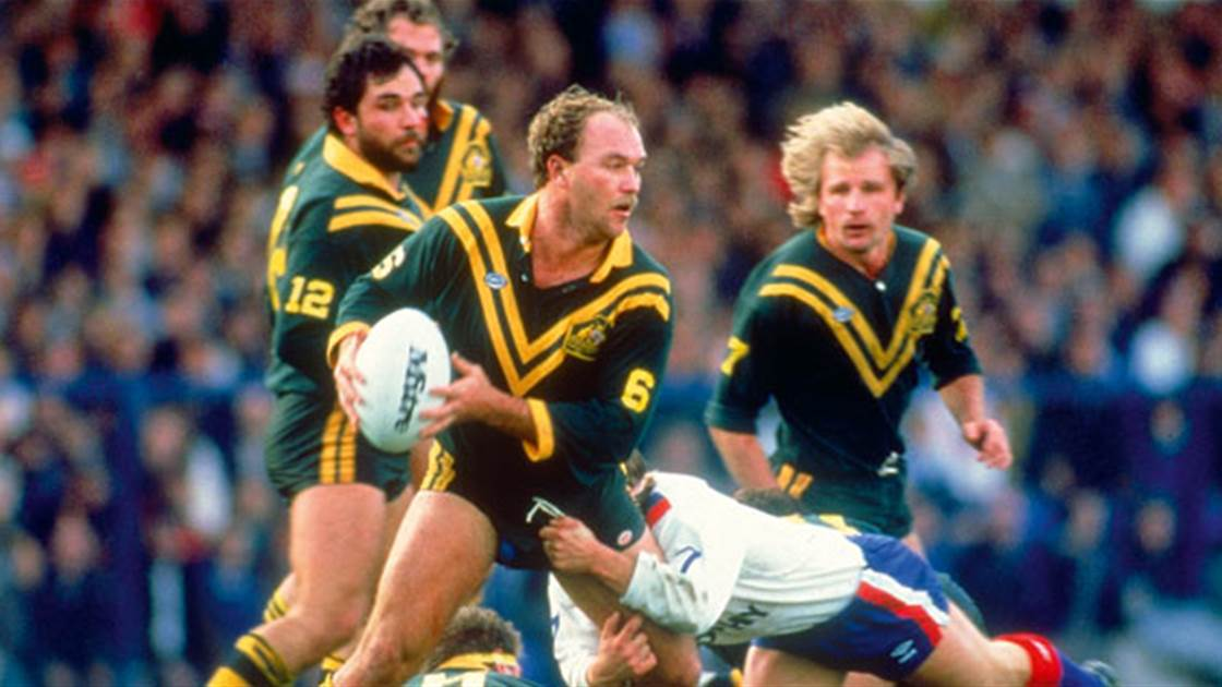 When rugby league came to Australia's west