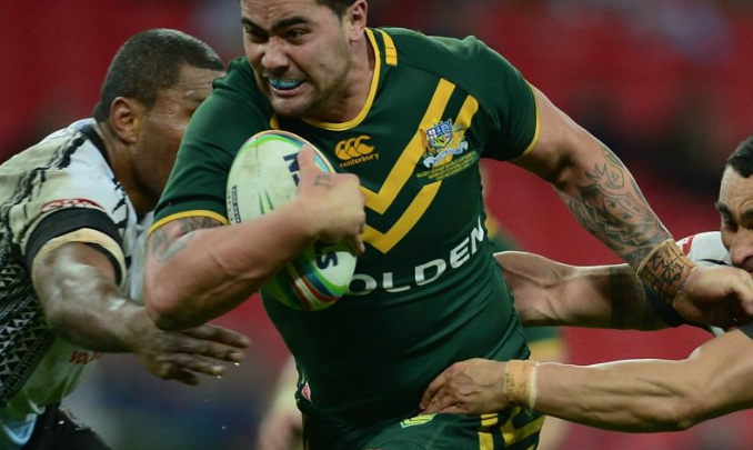 World gone mad: When a Kangaroos jersey means less than a coward punch killer