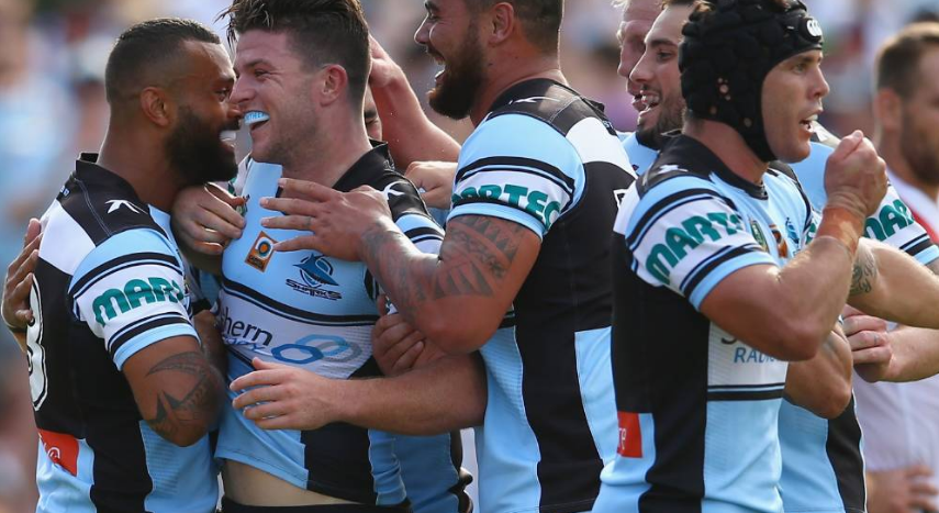 Castleford sign Cronulla Shark