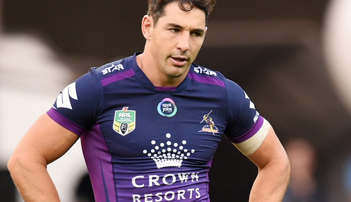 Billy Slater will return as best fullback in the competition: Cronk