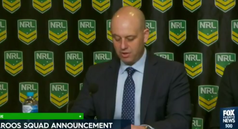 LIVE: Kangaroos squad announced