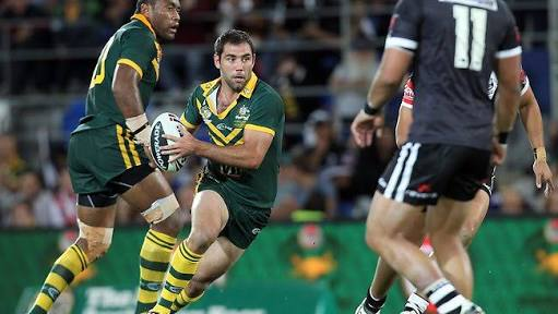 New Zealand no hope against Cameron Smith let alone the Kangaroos