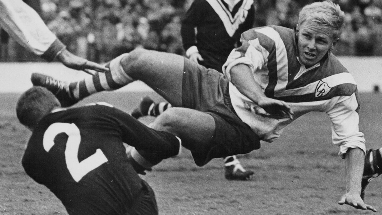Hall of Fame #35: Les Johns