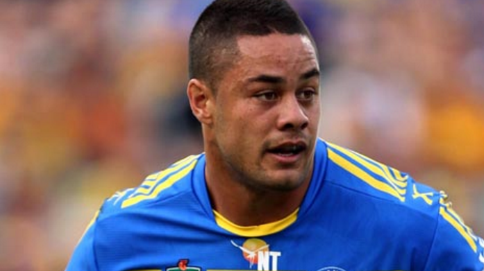 Jarryd Hayne reportedly released by Titans