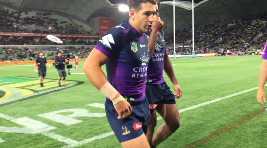 Relieved Slater can now concentrate on grand final after not guilty verdict