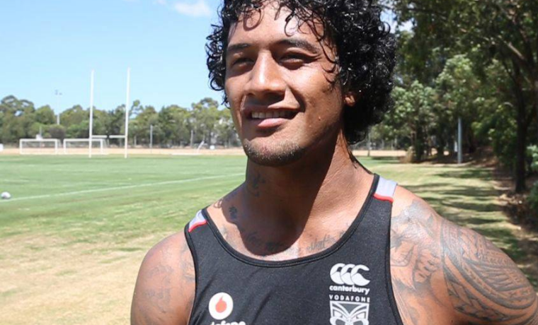 James Gavet's alcohol abuse and depression led to suicide attempts