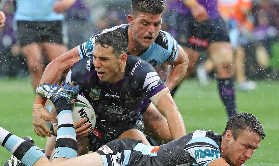 Intriguing times ahead for defending premiers as Sharks kick start season with big win in Melbourne