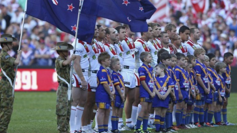 Why we should always play the greatest game of all on Anzac Day