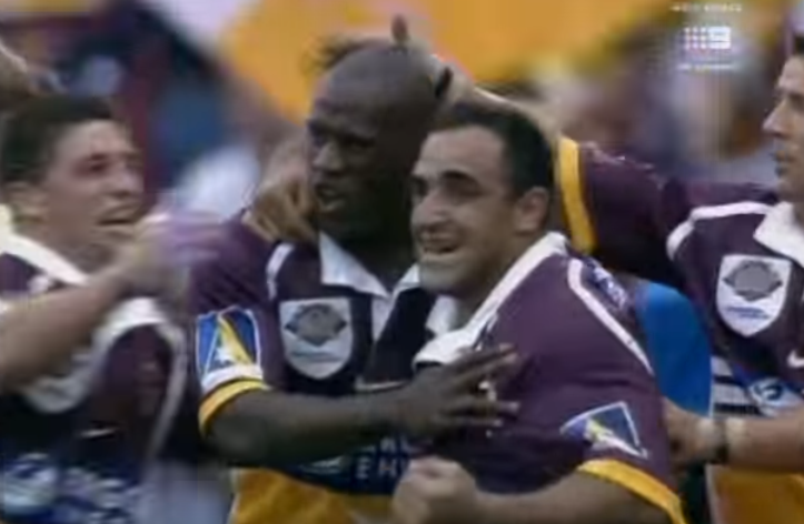 WATCH: Broncos vs. Roosters 2000 Grand Final