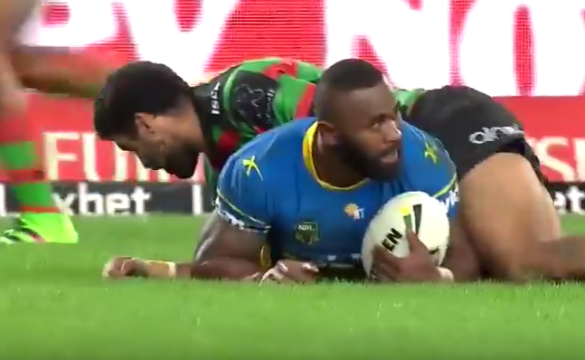 Canterbury-Bankstown confirm negotiations with Fijian flyer Semi Radradra