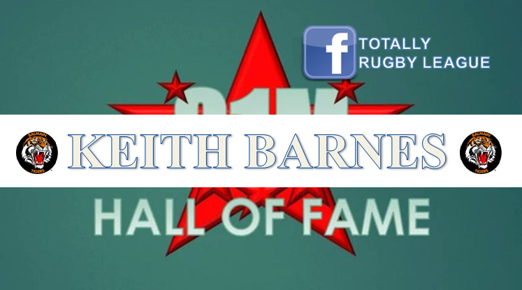 Hall of Fame #44: Keith Barnes