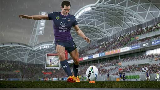 WATCH: Rugby League Live 4 trailer