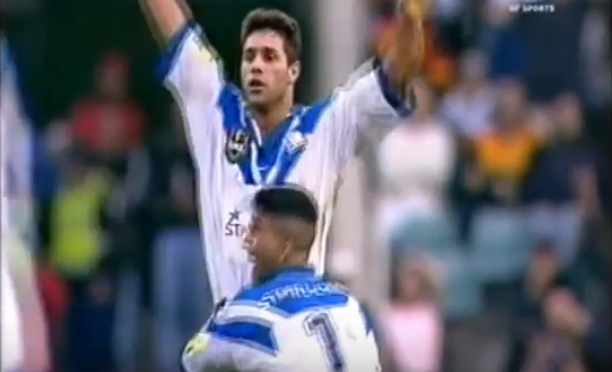 WATCH: 1998 Bulldogs vs Eels Semi-Final