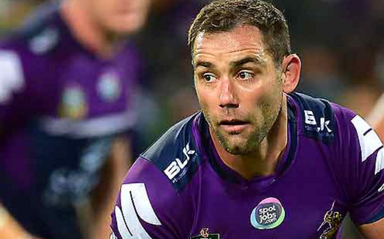 Cameron Smith retires from rep football effective immediately