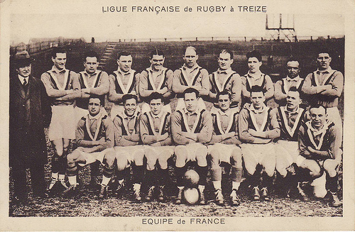 How the Nazis helped destroy French rugby league