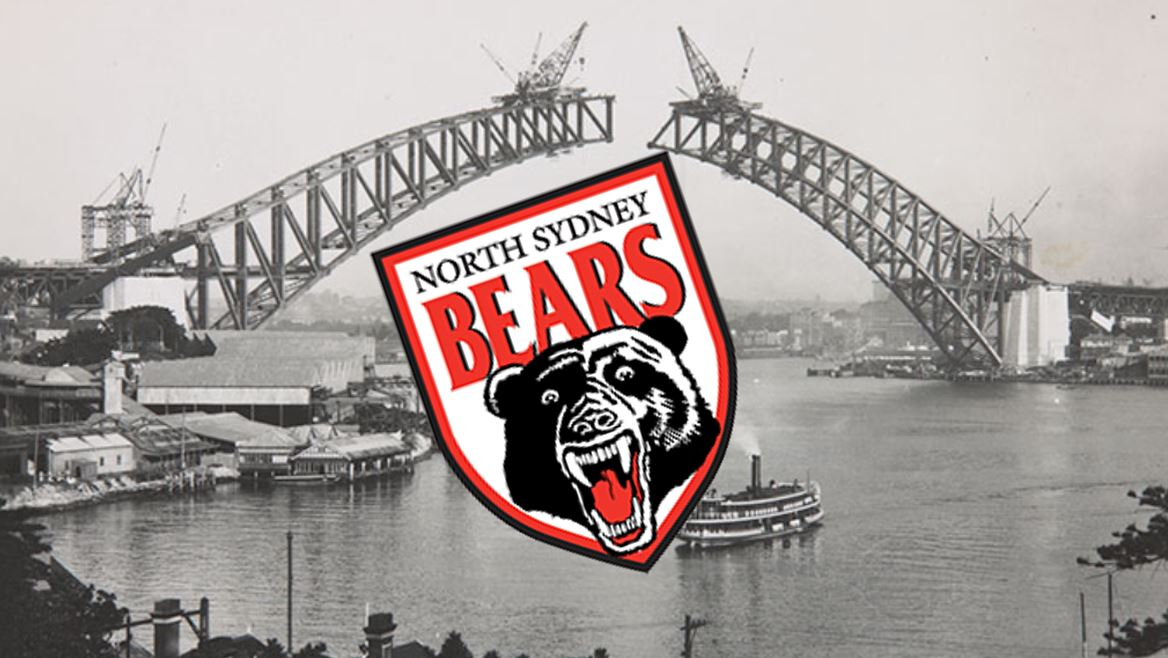 Opening of Harbour Bridge began slow death of once mighty North Sydney Bears
