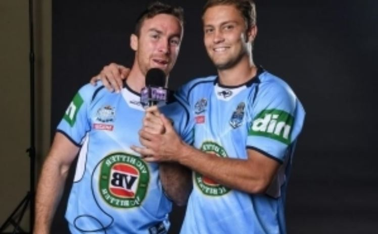 Trading places: Sharks and Panthers agree to straight swap for Matt Moylan and James Maloney