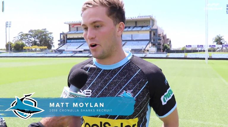 It's a new chapter in my career: Matt Moylan