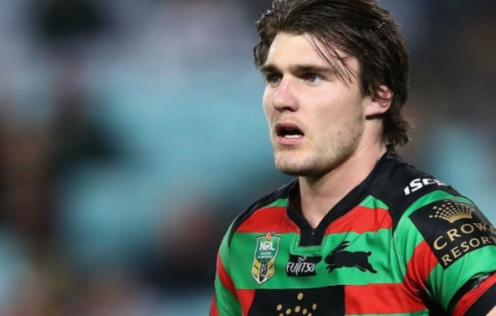 Crichton tells Rabbitohs he is leaving