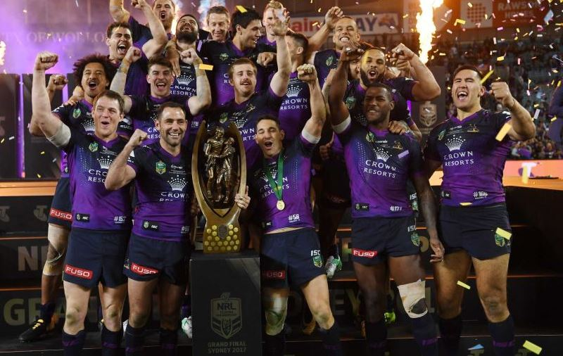 Melbourne on course to win back-to-back titles says premiership-winner