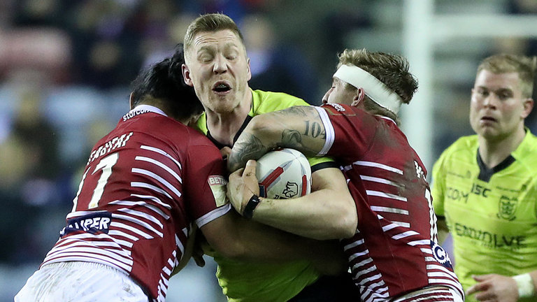 Schedule for Wigan and Hull FC ahead of historic Wollongong clash