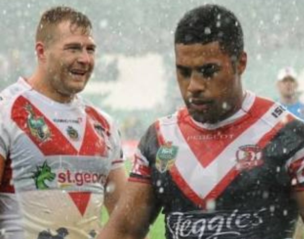📺: Monsoonal conditions stops Anzac Day clash in its tracks
