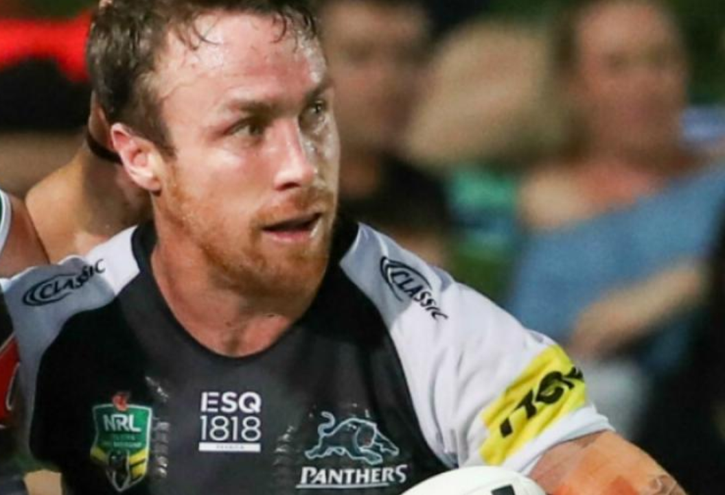 Panthers coach Griffin comes to defence of James Maloney