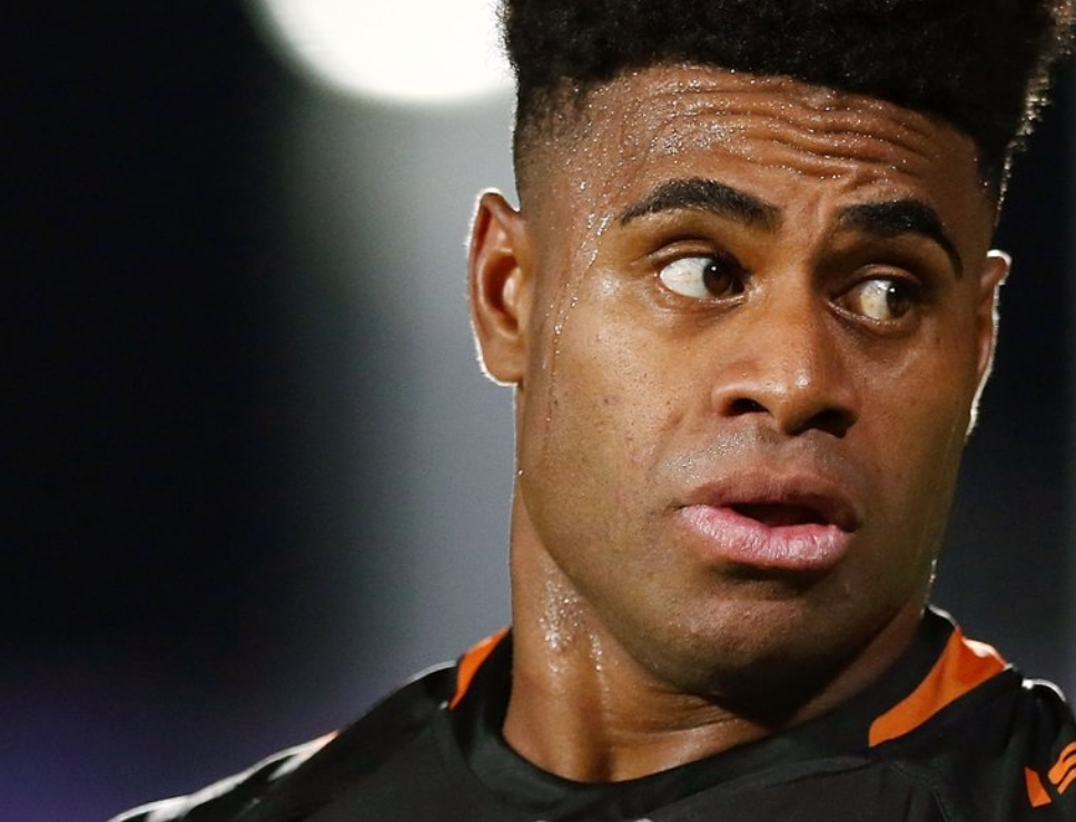 Kevin Naiqama leaving Wests Tigers for Super League: report