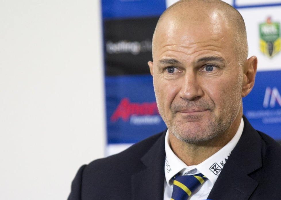 Brad Arthur says 'reserve grade standard' Eels not good enough after big loss