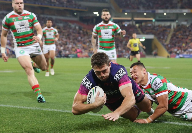 Fans can blame wingers all they want but there's serious danger signs for Rabbitohs pack