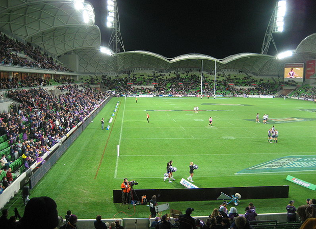 What my first trip to AAMI Park taught me about Billy Slater and the people of Melbourne