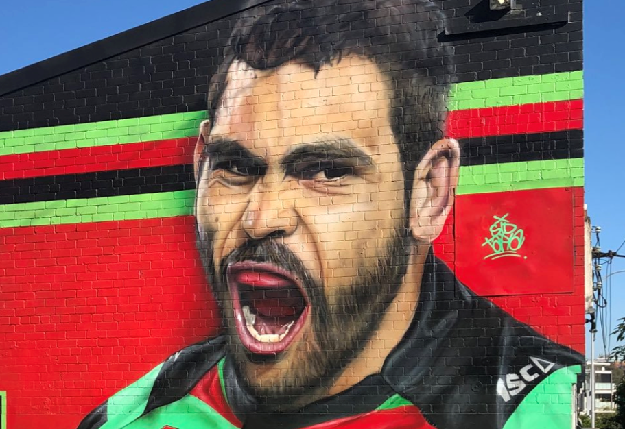 Street art: Checking out rugby league's best murals