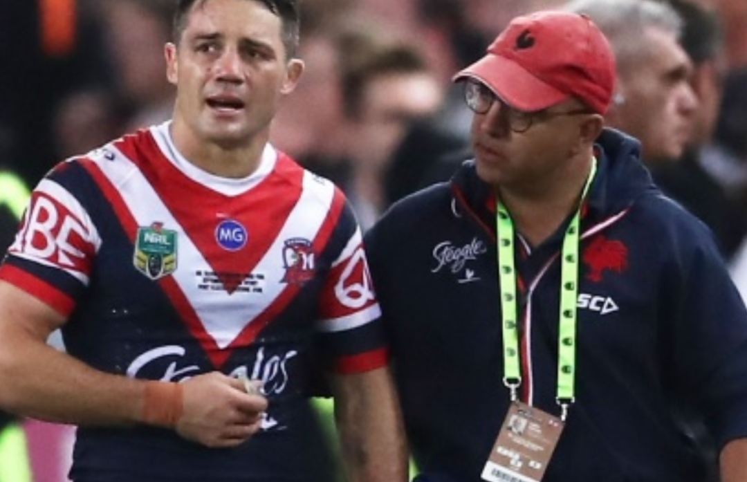 Cooper Cronk refuses to rule out playing again 2020