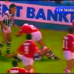 WATCH: Tonga almost cause boilover at 1995 World Cup