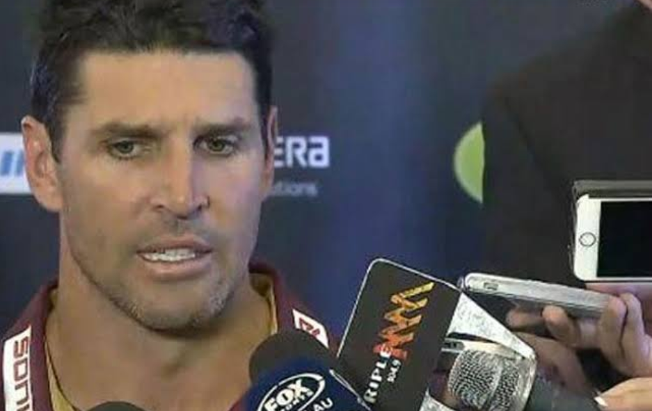 Trent Barrett could be next coach of Cronulla: report