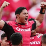Tonga's World Cup payback that could end a 4363 day Kangaroos record