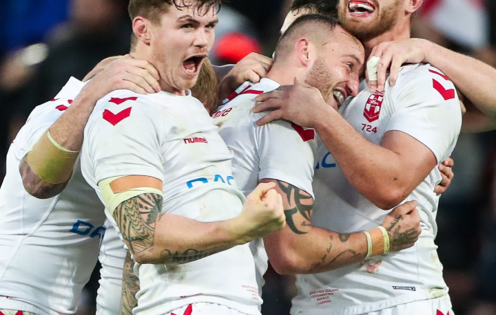 England defeat Kiwis to claim series win