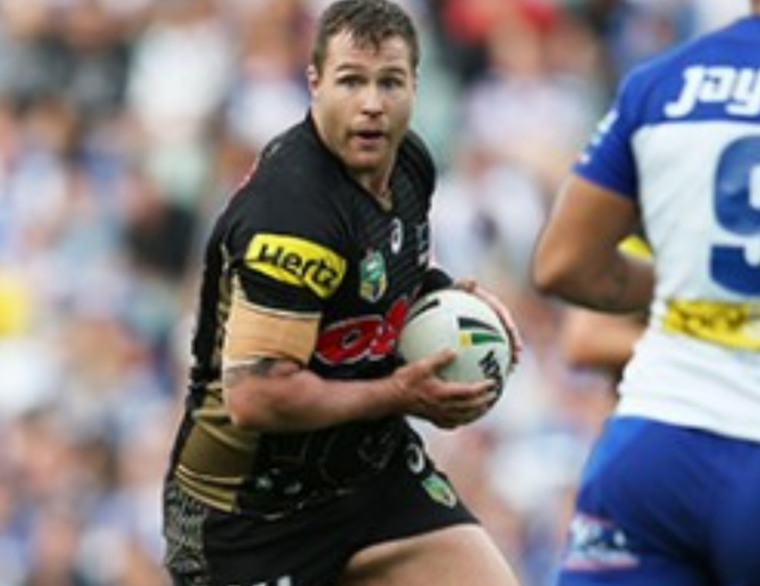 Trent Merrin released by Panthers: report